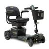 Pride Mobility Jazzy Zero Turn 4-Wheel Scooter, Green Moonstone, FDA Class II Medical Device PRD JAZZY_ZT_GREEN