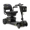 Pride Mobility Jazzy Zero Turn 4-Wheel Scooter, Pewter, FDA Class II Medical Device PRD JAZZY_ZT_PEWTER