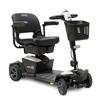 Pride Mobility Jazzy Zero Turn 4-Wheel Scooter, Pearl White, FDA Class II Medical Device PRD JAZZY_ZT_WHITE