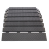 "Power Mobility: Pride Mobility - Rubber Threshold Ramp, 1"" Rise"