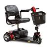 Pride Mobility Go-Go Elite Traveler Plus 3-Wheel Mobility Scooter, FDA Class II Medical Device PRD SC53