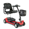 Pride Mobility Go-Go Ultra X 4-Wheel Mobility Scooter PRD SC44X