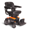 Pride Mobility Go Chair PRD GO_CHAIR_ORANGE