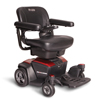 Pride Mobility Go Chair, FDA Class II Medical Device PRD GO_CHAIR_RED