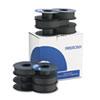 Printronix Printronix 107675007 Text Ribbon, Black PRT 107675007