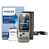 Philips Pocket Memo 7000 Digital Recorder, Slide, 2GB, Silver PSP DPM700001