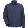 mens jackets: Red Kap - Men's Soft Shell Jacket