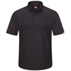 workwear mens shirts: Red Kap - Men's Workwear Polo Shirt