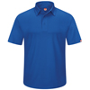 workwear Polo Shirts: Red Kap - Men's Workwear Polo Shirt