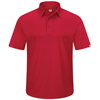 workwear shirts short sleeve: Red Kap - Men's Workwear Polo Shirt