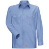Red Kap Mens Long Sleeve Ripstop Shirt UNF SY50LB-RG-XL