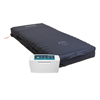 Proactive Medical Protekt® Aire 5000DX Low Air Loss/Alternating Pressure Mattress System with Digital Pump and 3 Densified Fiber Support Base PTC 80050DX