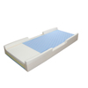 "Mattresses: Proactive Medical - Protekt™ 300 Pressure Redistribution Foam Mattress with 3"" Raised Rails - 76"""