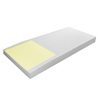 "Mattresses: Proactive Medical - Protekt™ 400 Pressure Redistribution Foam Mattress with 3"" Raised Rails - 80"""