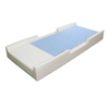 "Mattresses: Proactive Medical - Protekt™ 400 Pressure Redistribution Foam Mattress with 3"" Raised Rails - 84"""