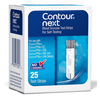 Contour Next Blood Glucose Test Strips, 50 Count - 24 Pack (1,200 Total) PTC TBN202782