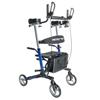Proactive Medical Protekt® Pilot Upright Walker, Blue PTC UPWLKALDLX19BL