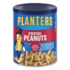 Popcorn and Pretzels and Nuts: Kraft Planters® Cocktail Peanuts