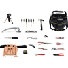Multi Purpose Hand Tool Sets Multi Purpose Tool Sets: Proto - 25 Piece Electrician's Tool Set