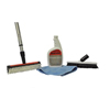 cleaning chemicals, brushes, hand wipers, sponges, squeegees: Boss Cleaning Equipment - Tile & Grout Brush System - Model GB32