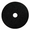 Boss Cleaning Equipment Black Stripping Pads BCE B200585