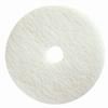 Boss Cleaning Equipment White Polishing Pads BCE B200601