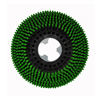 Floor Care Equipment: Boss Cleaning Equipment - GB14 Medium Duty Green Scrub Brush