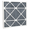 Air and HVAC Filters: Purolator - Hi-E 40™ CB Pleated Medium Efficiency Filters, MERV Rating : 8