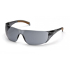 safety and security: Carhartt - Billings Anti-Fog Gray Lens with Gray Temples
