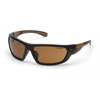 Carhartt Carbondale Sandstone Bronze Lens with Black/Tan Frame PYR CHB218D