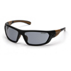 Carhartt Carbondale Anti-Fog Gray Lens with Black/Tan Frame PYR CHB220DT