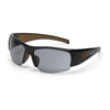 Carhartt Thunder Bay Anti-Fog Gray Lens with Black Frame PYR CHB520DTCS