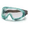 Pyramex Safety Products Capstone® Chemical Green Direct/Indirect Goggle with Clear Anti-Fog Lens PYR GC504TN