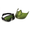 Pyramex Safety Products Capstone® Shield Goggle Combo with 3.0 IR Lens PYR GG504TSHIELDIR3