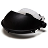 Pyramex Safety Products Black Ratchet Headgear with Pivoting Action PYR HGB