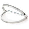 Pyramex Safety Products Silver Aluminum Bracket for Wide Brims PYR HHAAW