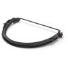Pyramex Safety Products Black Nylon Bracket for Wide Brims PYR HHABW