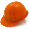 Pyramex Safety Products Cap Style 4-Point Snap Lock Suspension Hard Hat PYR HP14040
