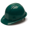 Pyramex Safety Products Cap Style 4-Point Ratchet Suspension Hard Hat PYR HP14135
