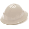 Pyramex Safety Products Full Brim Style 4-Point Ratchet Hard Hat PYRHP24110
