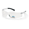 Pyramex Safety Products Ztek Readers® Eyewear Clear +2.0 Lens with Clear Frame PYR S2510R20