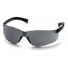 Pyramex Safety Products Mini Ztek® Eyewear Gray Lens with Gray Frame PYRS2520SN