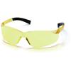 Pyramex Safety Products Mini Ztek® Eyewear Amber Lens with Amber Frame PYR S2530SN