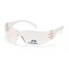 Pyramex Safety Products Intruder® Eyewear Clear + 2.5 Lens with Clear Frame PYR S4110R25