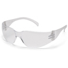 eye protection: Pyramex Safety Products - Intruder® Eyewear Clear Lens with Clear Frame