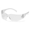 Pyramex Safety Products Mini Intruder® Eyewear Clear Anti-fog Lens with Clear Frame PYR S4110SNT