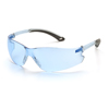 Pyramex Safety Products Itek® Eyewear Infinity Blue Lens with Infinity Blue Temples PYR S5860S