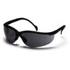 Ring Panel Link Filters Economy: Pyramex Safety Products - Venture II® Eyewear Gray Anti-Fog Lens with Black Frame