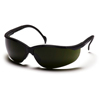 Ring Panel Link Filters Economy: Pyramex Safety Products - Venture II® Eyewear 5.0 IR Filter Lens with Black Frame