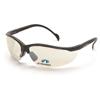 Pyramex Safety Products V2 Readers® Eyewear IO Mirror +2.0 Lens with Black Frame PYR SB1880R20